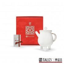 古物新知-父癸盉-茶壺