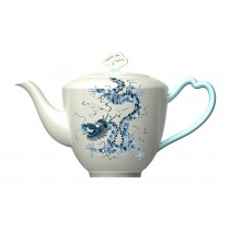 世紀龍顏-中式正把茶壺