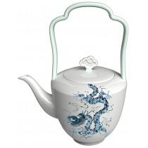 世紀龍顏-中式提梁茶壺