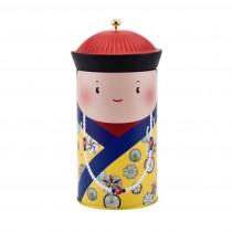 故宮御茗-台灣大師茶-綜合款(烏龍茶) 焙茶塢-黃罐