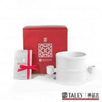 故宮神話-國寶雅翫-嘉量成器(茶器)-白瓷