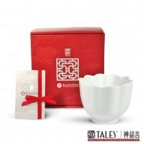 故宮神話-國寶雅翫-蓮華溫碗-白瓷