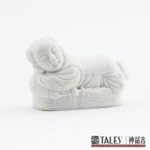 文物橡皮擦-嬰兒枕