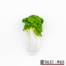 文物橡皮擦-翠玉白菜