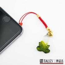 翠玉白菜手機飾