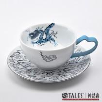 世紀龍顏-咖啡杯組