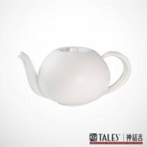 菊影‧中式茶壺‧風雅食具