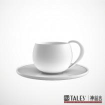 菊影‧咖啡杯組-小‧風雅食具