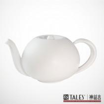 菊影‧西式茶壺‧風雅食具