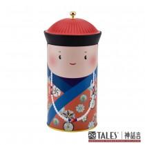 故宮御茗-台灣大師茶-綜合款(烏龍茶) 焙茶塢-橘罐