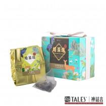焙茶塢-台灣寶島茶-包種(盒裝10入)