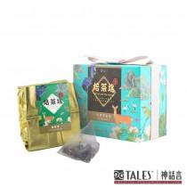 焙茶塢-台灣寶島茶-鐵觀音(盒裝10入)