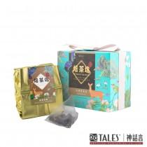 焙茶塢-台灣寶島茶-凍頂烏龍(盒裝10入)