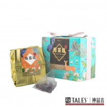 焙茶塢-台灣寶島茶-紅烏龍(盒裝10入)