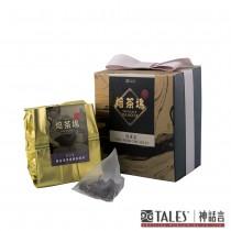 焙茶塢 台灣冠軍茶-鹿谷凍頂濃韻烏龍茶(盒裝10入)