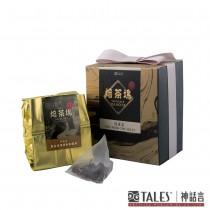 焙茶塢 台灣冠軍茶-鹿谷凍頂清香烏龍茶(盒裝10入)