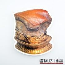 造型明信片-肉形石