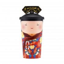 乾隆御茗系列-玫瑰東方美人茶-600ML冷泡杯茶 (茶包5入)