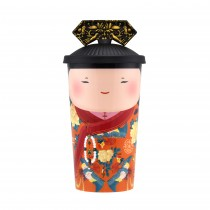 乾隆御茗系列-洋甘菊烏龍茶-600ML冷泡杯茶 (茶包5入)