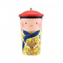 乾隆御茗系列-阿里山雲霧茶-600ML冷泡杯茶 (茶包5入)