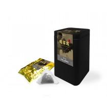 焙茶塢- 台灣冠軍茶-葉文成・阿里山雲霧茶-二兩方罐