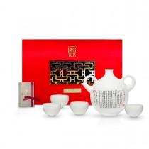 典藏故宮- 心經法嚴‧禪悅- 平安茶具組