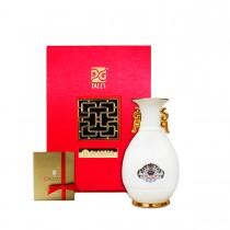 故宮神話-乾隆雅翫-轉心瓶(花器 擺飾)-鳳蓮