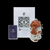故宮神話-沏茶趣-神猴茶寵