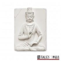 白玉瓷雕系列- 吉祥菩薩