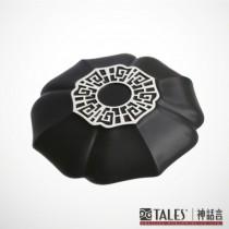 墨玉系列-如意花盤(風雅食具)
