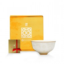 故宮神話-皇家寶璽-五福五代堂寶(單碗)
