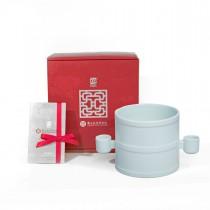 故宮神話-國寶雅翫-嘉量成器(茶器)-青瓷