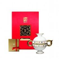 乾隆雅翫-豆茶器‧動物紋