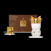 百官禮冠-博學-茶器(1壺1杯)
