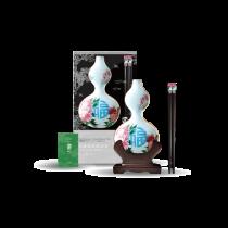 花饌四季-葫蘆醬碟筷架-福盛牡丹-春
