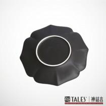 墨玉系列-菩提花盤(風雅食具)