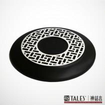 墨玉系列-吉祥圓盤(風雅食具)