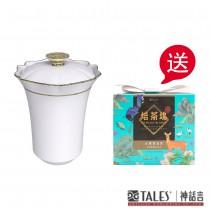 特惠 花窗舞影-馬克蓋杯 贈 市價 $590寶島茶