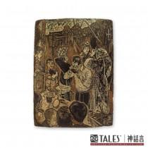 台灣文化-後台