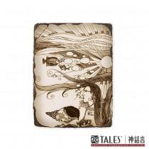 東方畫藝-飛魚之歌-海的呼吸