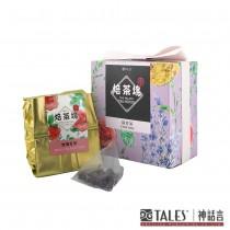 焙茶塢 蒔芳茶-玫瑰紅茶(盒裝10入)