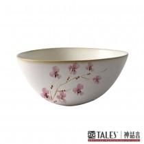 百花薈-大碗(梅花) 百花富貴茶餐具