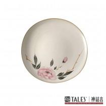 百花薈-大盤(牡丹) 百花富貴茶餐具