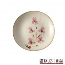 百花薈-中盤(梅花) 百花富貴茶餐具