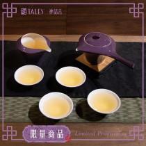 俏尾靈雀茶具6件組