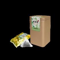 焙茶塢 蒔芳茶-迷迭香綠茶-罐裝袋茶(25入)