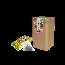 焙茶塢 蒔芳茶-玫瑰東方美人茶-罐裝袋茶(25入)