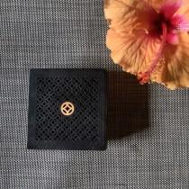 紫光檀木薰香盒
